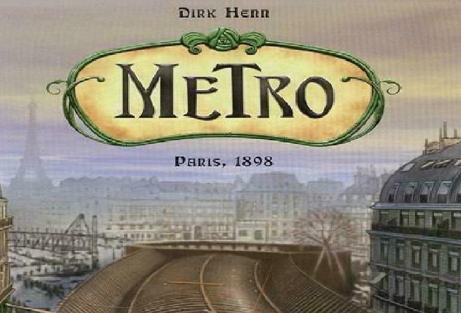 Домен Metro Exodus