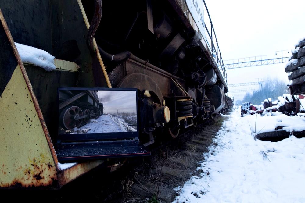 Кадры из Metro Exodus нашли в Чернобыле