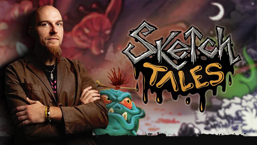 Інтерв'ю з Олексієм Ситяновим про долю Sketch Tales, 8D Studio, моддинг та інше.
