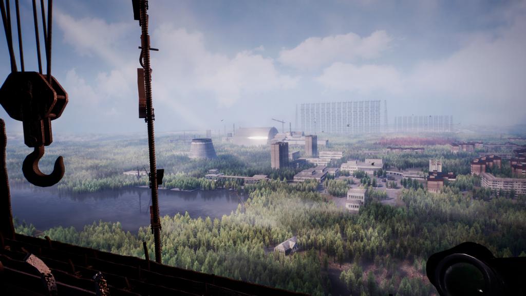 Kickstarter-компанія Chernobylite успішно завершилася