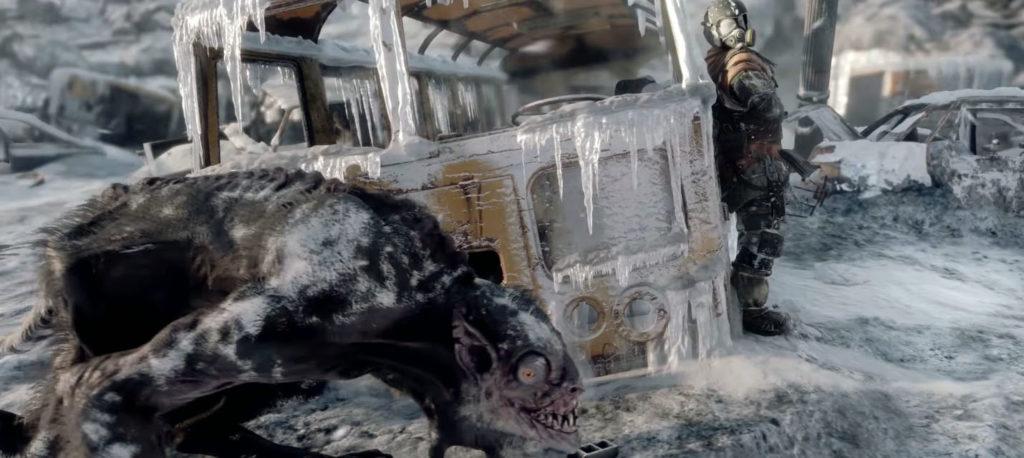 Конкурс «замёрзших историй» от разработчиков Metro Exodus.