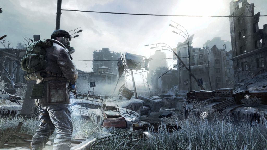 Підтверджена розробка нової гри з серії Metro