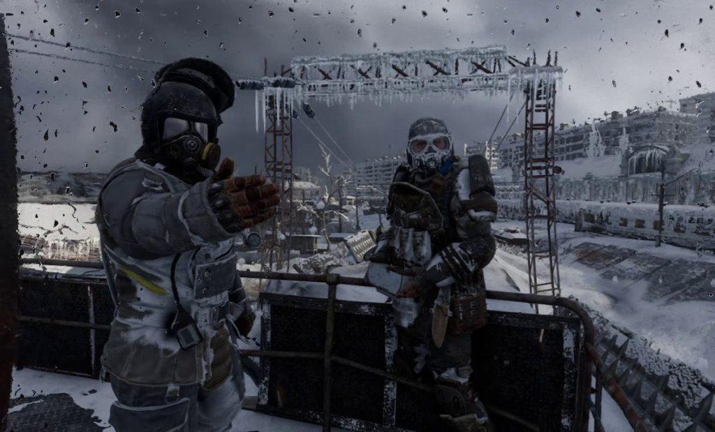 Презентовали первое DLC для Metro Exodus