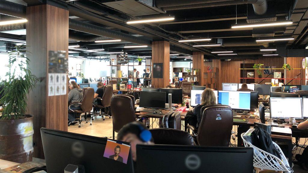 GSC Game World показали свій офіс