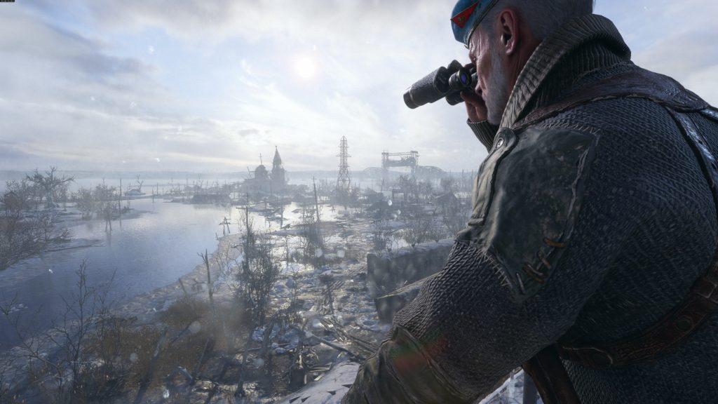 4A Games показали первые кадры второго дополнения к Metro Exodus