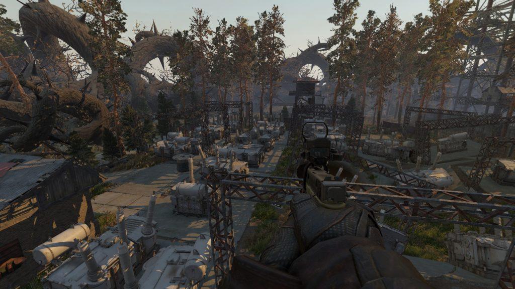 Vostok Games опублікували кадри нової локації Survarium