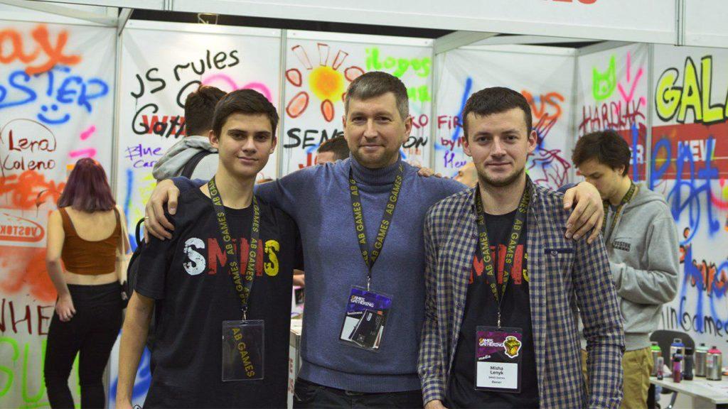 Інтерв'ю з Олегом Яворським (Vostok Games)