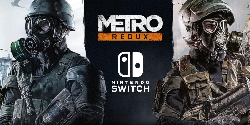Порт Metro на Switch отримав віковий рейтинг PEGI