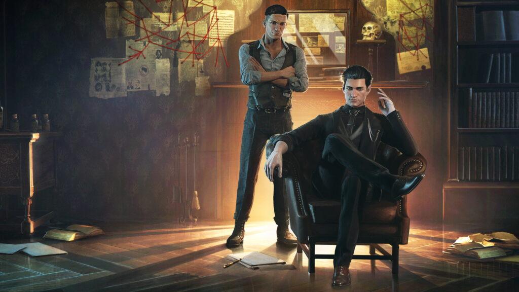 Разработчики из Frogwares официально анонсировали игру Sherlock Holmes Chapter One