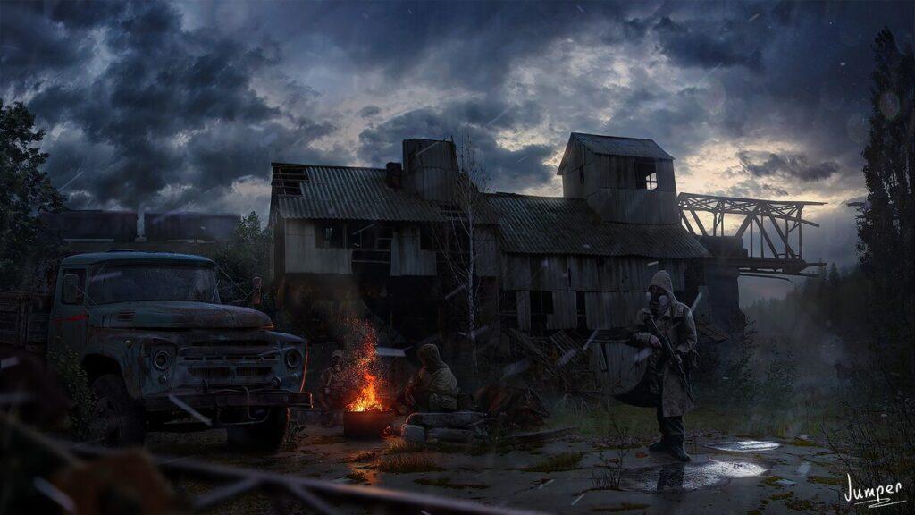 GSC Game World запустили конкурс мотивационных постеров