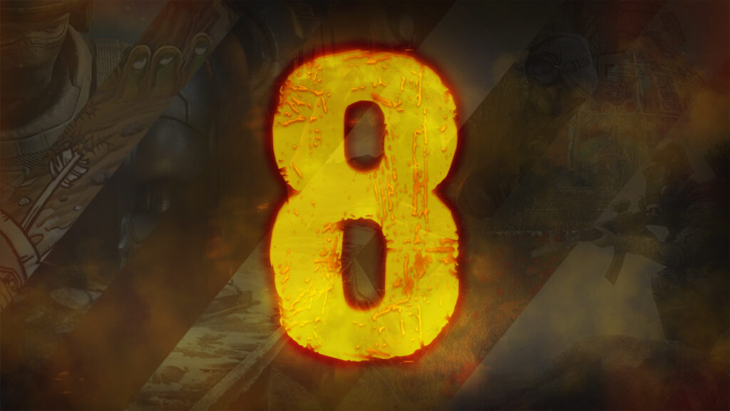 SMNS Games выполняется 8 лет!