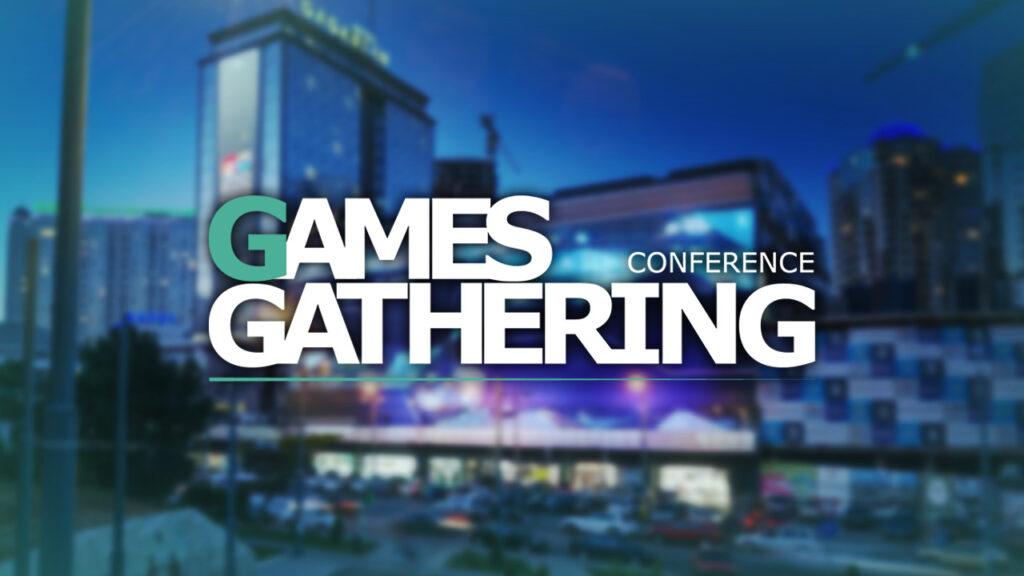 Конференции Games Gathering быть!