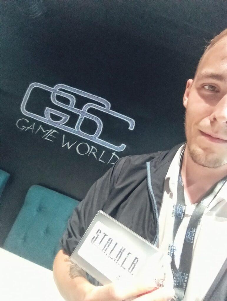 DKUD став працівником GSC Game World
