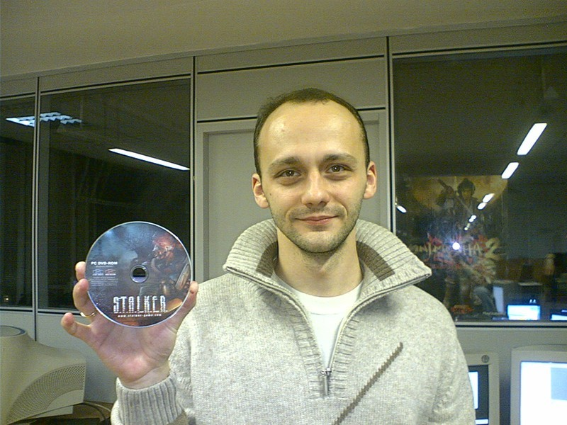Дмитро Ясєнєв долучився до розробки S.T.A.L.K.E.R 2