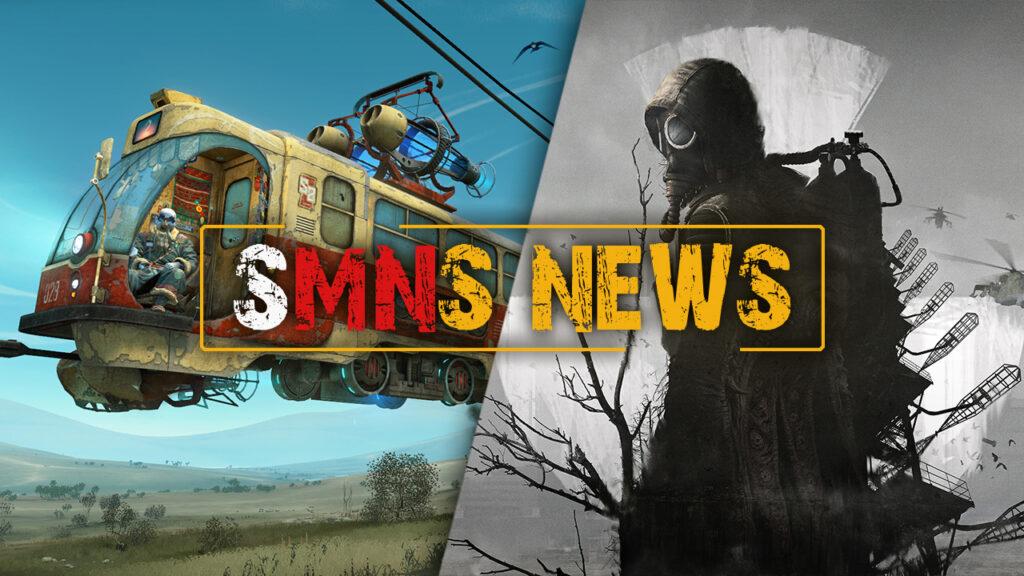 SMNS News – новости за июнь и июль