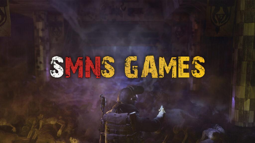 Ты нужен SMNS Games!