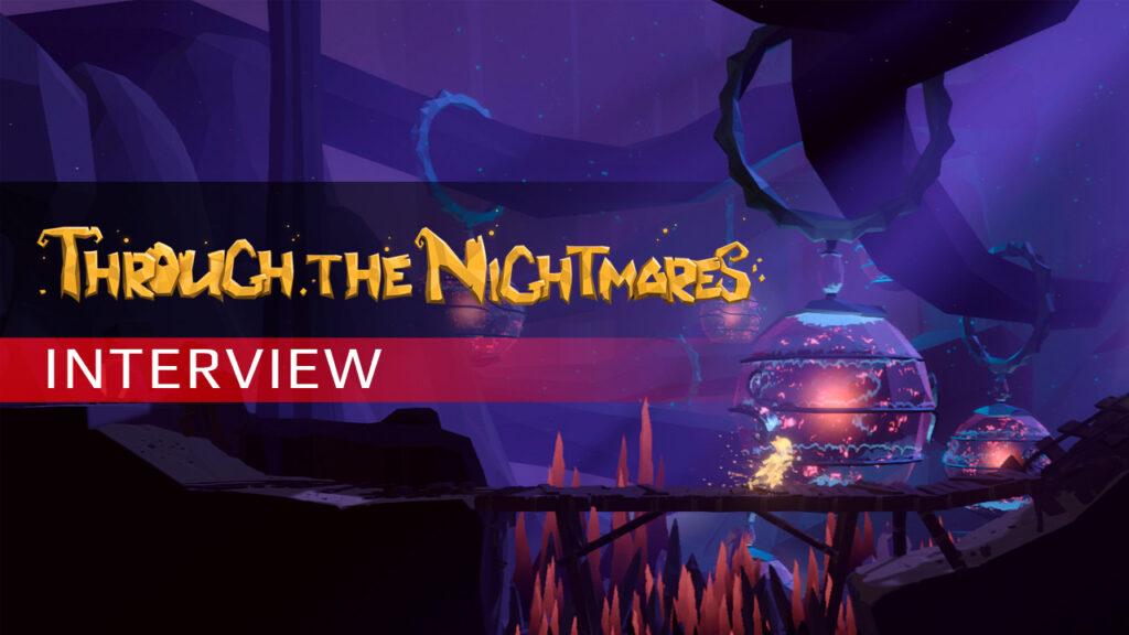 Інтерв'ю з автором Through the Nightmares