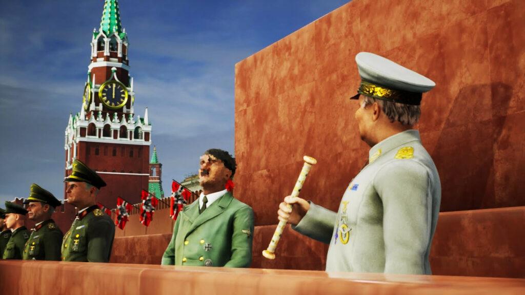 Альтернативна історія Другої світової — інтерв'ю зі Starni Games