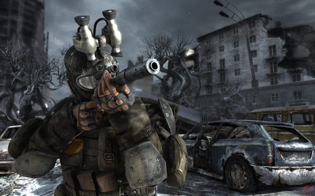 У Steam триває розпродаж українських ігор. Роздають Metro 2033!